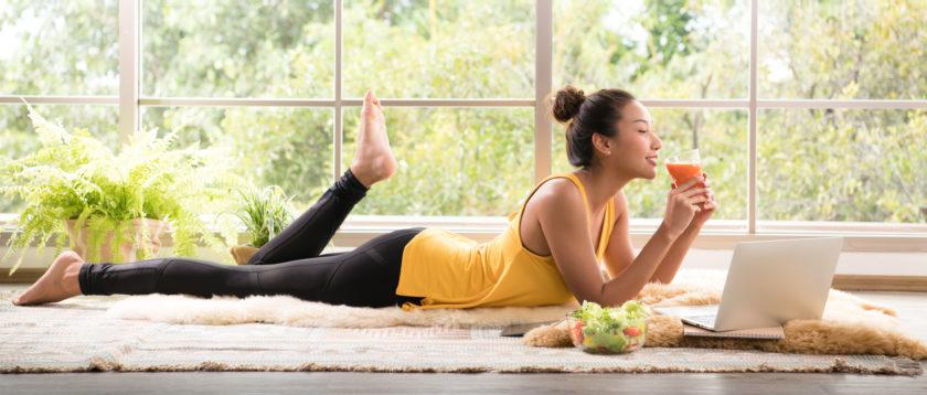 Nutrikosmetik versorgt die Haut von innen heraus mit Nährstoffen und Vitaminen